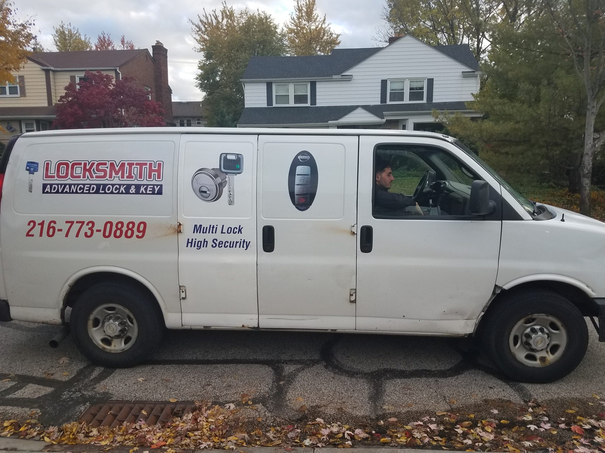 Our locksmith unit